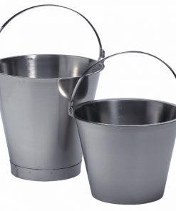 bucket stainless steel amaris Solutions