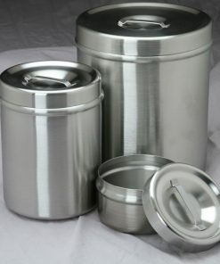 dressing-jars-stainless-steel-dressing-jar-with-coveramaris Solutions