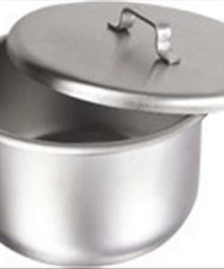 gallipot-stainless-steel-with lid amaris Solutions
