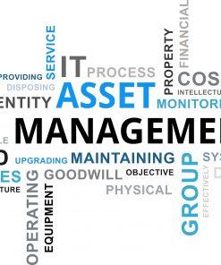Word Cloud - Asset Management amaris Solutions