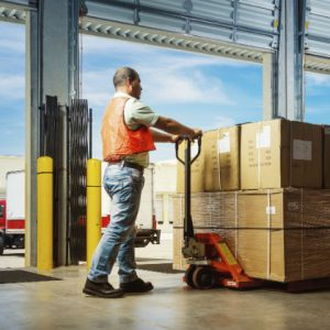 warehouse and freight managment amaris Solutions