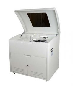 full automatic biochemical analyzer amaris solutions